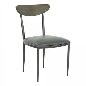 Armen Living Davis Contemporary Dining Chair