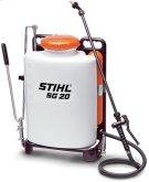 A manual backpack sprayer for professionals that maintains constant pressure. Product Image
