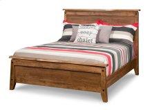 Pemberton Queen Bed with 22'' Low Footboard
