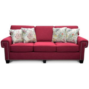 England Furniture Yonts Sofa With Nails 2y05n
