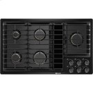 "Euro-Style 36"" JX3 Gas Downdraft Cooktop Product Image"