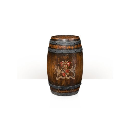 Talbot Barrel Accent Table