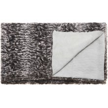"Fur N9507 Grey 50"" X 70"" Throw Blankets"