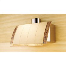 """48"""" Padova Wall Hood, 3 Speed Levels, BODY ONLY"""