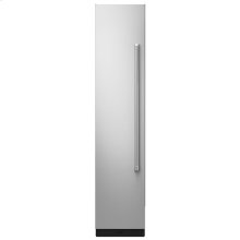 """18"""" Built-In Column Freezer with Pro-Style® Panel Kit, Left Swing"""