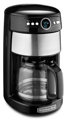 14 Cup Coffee Maker - Onyx Black