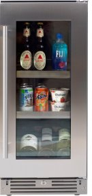 """15"""" Right Hand Hinge Beverage Centers Product Image"""