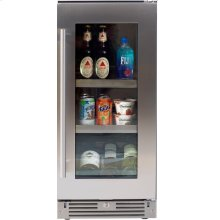"""15"""" Right Hand Hinge Beverage Centers"""