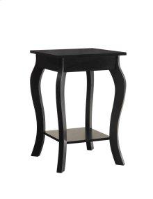 7089 Black End Table