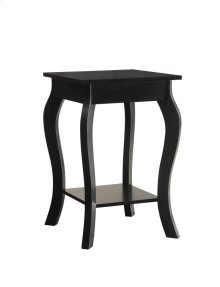 7089 Black End Table