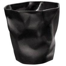 Lava Pencil Holder in Black