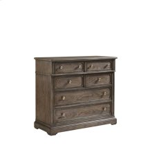 Wethersfield Estate Media Chest - Granite