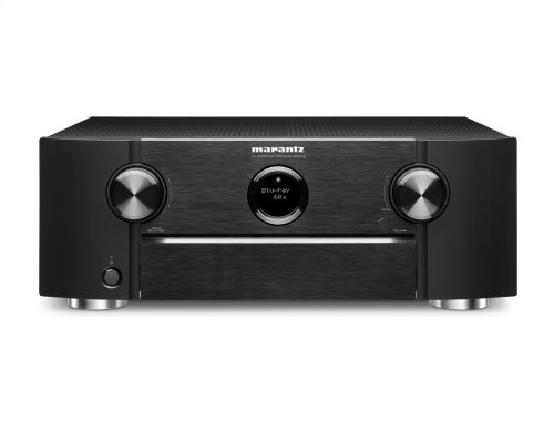 9.2 Channel Full 4K Ultra HD Network AV Surround Receiver with HEOS. Now available - control with Amazon Alexa voice commands.