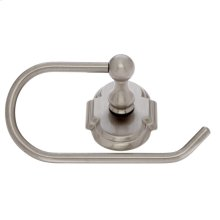 Satin Nickel Chateau Euro Paper Holder