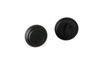 Deadbolt 910-5 - Oil-Rubbed Dark Bronze