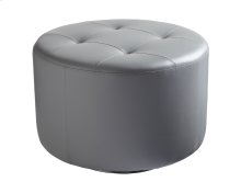 Domani Swivel Ottoman Large - Graphite