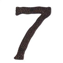 Jagged Hammered #7 - Aged Bronze