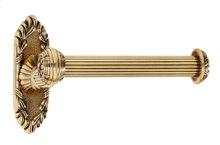 Ribbon & Reed Left Tissue Holder A8566L - Polished Antique