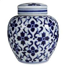 Aline Lidded Jar