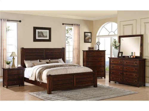 Dawson Creek 5pc Queen Bedroom