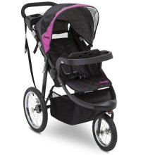 Jeep® Deluxe Patriot Open Trails Jogger - Berry Tracks (678)