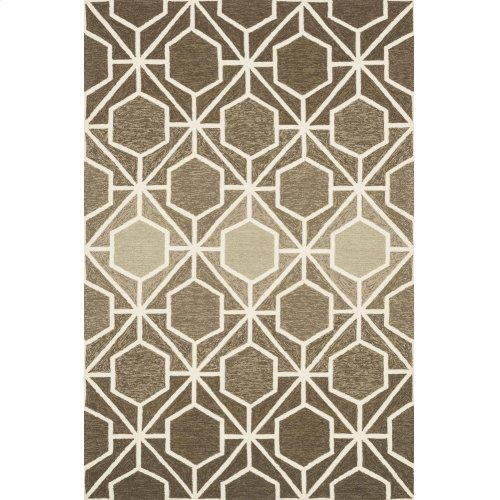 Brown / Beige Rug