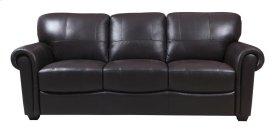 5093 Branson Sofa 1091 Dark Brown