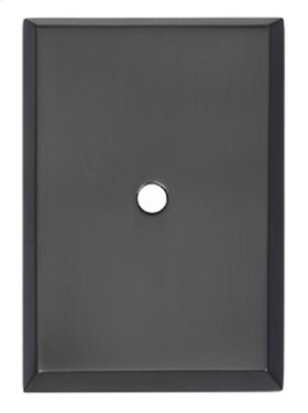 Traditional Backplate A610-38 - Bronze