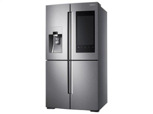 28 cu. ft. Capacity 4-Door Flex Refrigerator with Family Hub