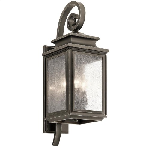 Wiscombe Park Collection Wiscombe Park 3 Light Outdoor Wall - OZ OZ