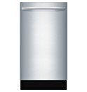 18' Special Application Bar Handle Dishwasher 800 Series