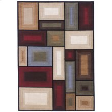 Exceptional Designs by Flash Prism 5' x 7'4'' Rug