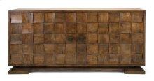 Cahan Wood Tile Buffet
