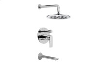 Sento Pressure Balancing System - Tub & Shower