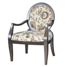 Hanover Swirl Accent Chair