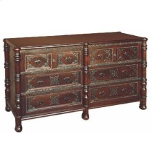 Santiago 8 Drawer Dresser