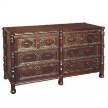 Santiago 8 Drawer Dresser