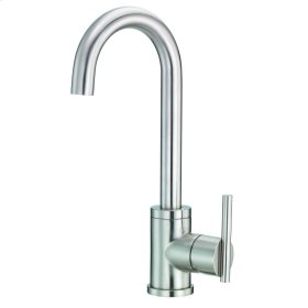 Stainless Steel Parma® Single Handle Bar Faucet