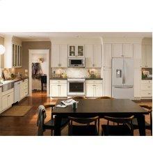 36 inch Convertible Glass Kitchen Range Hood with Quiet Partner™ Blower