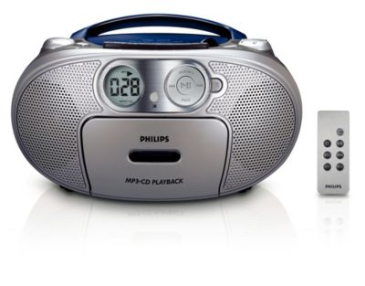 Philips ACT21017 MP3 Player Windows 7
