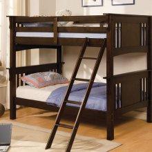 Spring Creek Twin/twin Bunk Bed