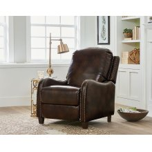 Carlton Push-back Sand Recliner