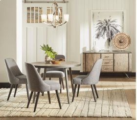 American Retrospective Round Dining Table Top