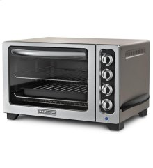 "KitchenAid® 12"" Countertop Oven - Onyx Black"