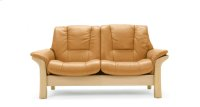 Stressless Buckingham Lowback Large Loveseat Product Image