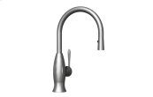 Bollero Pull-Down Kitchen Faucet