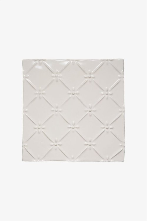"""Archive Decorative Field Tile Relief 6"""" x 6"""" STYLE: ACFDR1"""