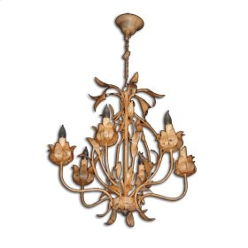 Adara Six Light Chandelier