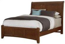 Bonanza - Sleigh Bed (Queen)