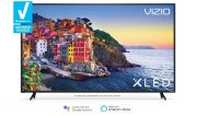 """VIZIO SmartCast E-Series 75"""" Class (74.50"""" Diag.) Ultra HD HDR Home Theater Display w/ Chromecast built-in Product Image"""